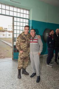 con Gianluca Di Gennaro( 'o Figlio )