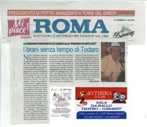 giornale roma 0001