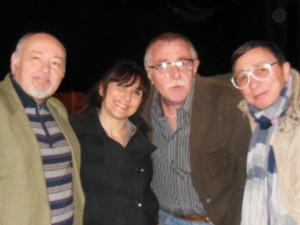 Nando de Maio, Anna Maria da Brescia e Corrado TARANTO
