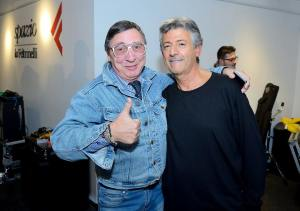 con Rino Zurzolo